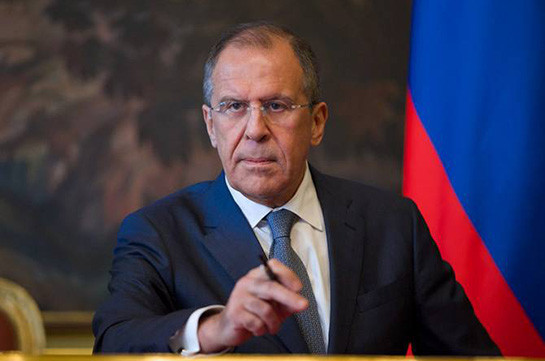 Lavrov: Further reduction of tension to contribute to peaceful settlement of Karabakh conflict