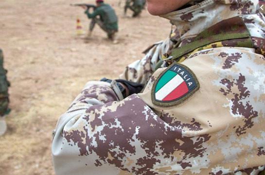 Իրաքում իտալացի զինվորականներ են տուժել պայթյունի հետևանքով