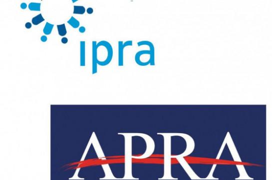 Խոշոր իրադարձություն PR-ի ոլորտում. հայկական АPRA-ն ու IPRA գլոբալ ցանցը համագործակցության հուշագիր են ստորագրել