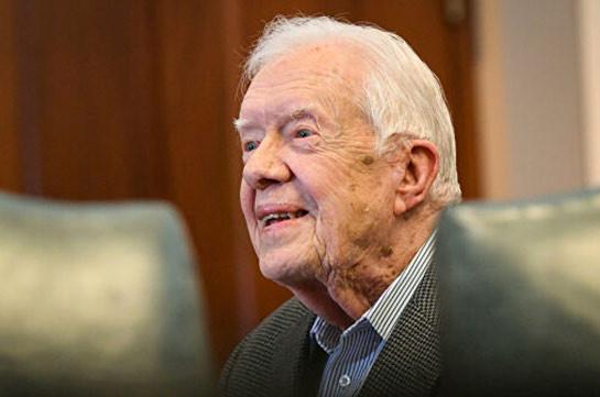 В США госпитализирован экс-президент Джимми Картер