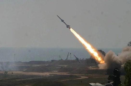 Գազայի հատվածից 50 հրթիռ են արձակել Իսրայելի ուղղությամբ
