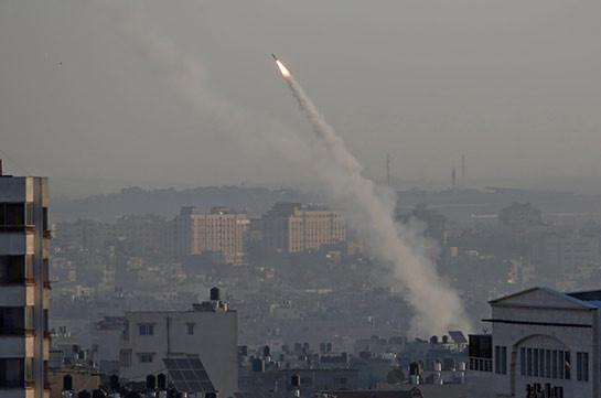 Израиль заявил о новой ракетной атаке из сектора Газа