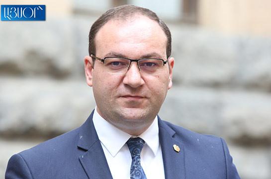 Հայաստանում սկիզբ առած իրավական բեսպրեդելին պետք է վերջ տրվի. Արսեն Բաբայան