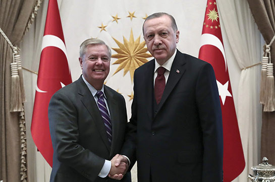 U.S. Senator Lindsey Graham puts veto on Armenian Genocide recognition resolution