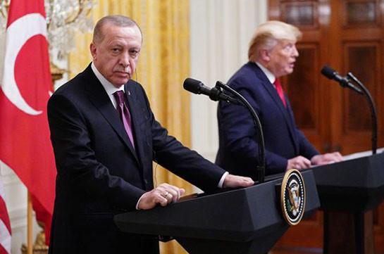Թրամփն ու Էրդողանը մտադիր են լուծել Թուրքիային С-400-ի մատակարարման հետ կապված հարցը