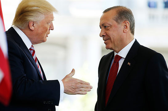 Трамп признался, что он поклонник Эрдогана