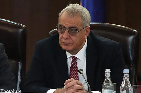 Incumbent authorities lead Karabakh conflict peace talks to deadlock by contradictory statements: Davit Shahnazaryan
