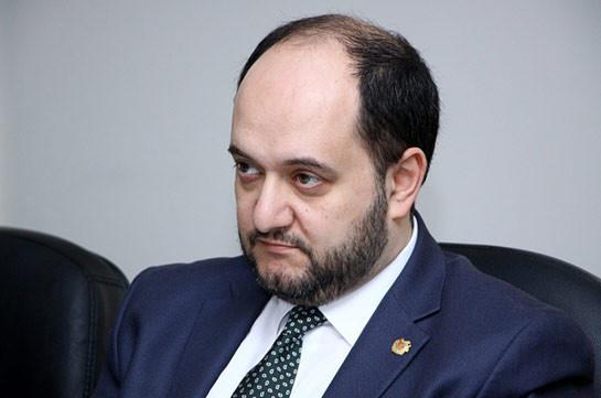 Молодежный союз АРФД обратился к фракциям «Процветающая Армения» и «Светлая Армения» с предложением начать процесс отстранения от должности Араика Арутюняна