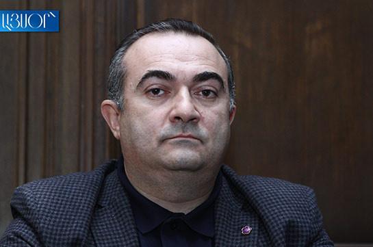 Советник президента Армении Теван Погосян выступил с призывом к солидарности