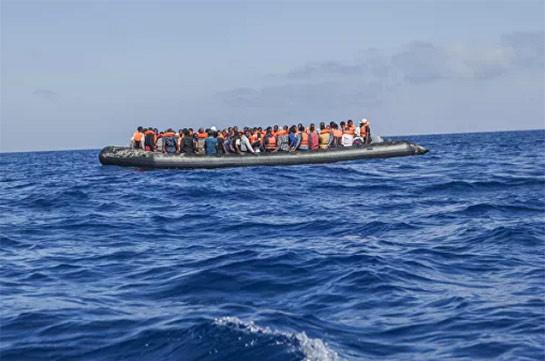 Բրիտանացի իշխանությունները Լա-Մանշի նեղուցում ձերբակալել են 39 միգրանտի