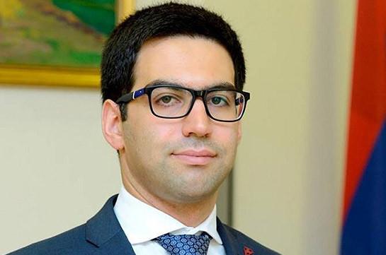 Ռուստամ Բադասյանը Պրոբացիայի ծառայության աշխատակազմին է ներկայացրել նորանշանակ պետ Գևորգ Սիմոնյանին