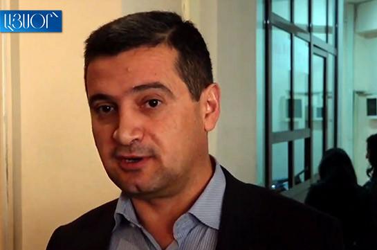Вчерашняя встреча министра образования с преподавателями не была конструктивной – Аршалуйс Галстян