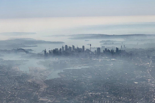 Australia fires: Sydney blanketed before be on fire beginning NSW bushfires