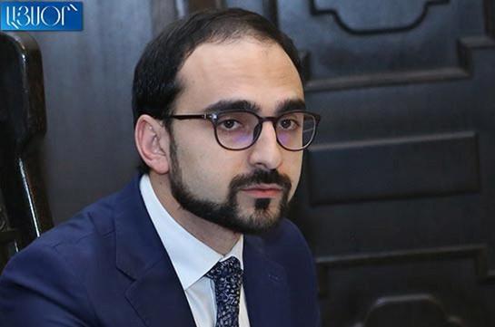 У меня положительное мнение – Тигран Авинян об общественно-политическом клубе «Вернатун»