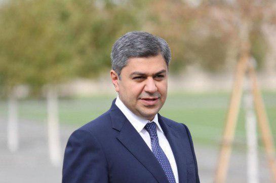 Հայաստանում կան ակտիվ քաղաքականությամբ զբաղվող դրսից ֆինանսավորվող ուժեր․ Արթուր Վանեցյան