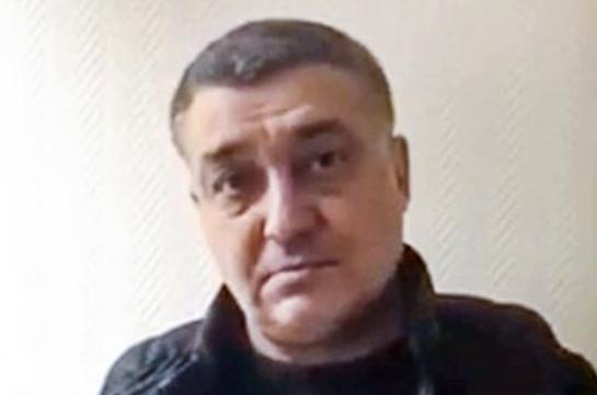Մոսկվայում հայտնաբերվել և ձերբակալվել է Լևոն Սարգսյանը՝ «Ալրաղացի Լյովիկը»