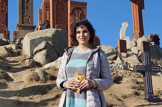 Բուժման այս փուլում երկրից դուրս գալը ցանկալի չէր, բայց իրավիճակ ստեղծվեց, որ վերադարձս անհրաժեշտություն էր. Անի Քոչարը Հայաստանում է