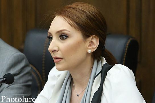 Мы пригласили американских конгрессменов осуществить наблюдательскую миссию в Арцахе – Лилит Макунц