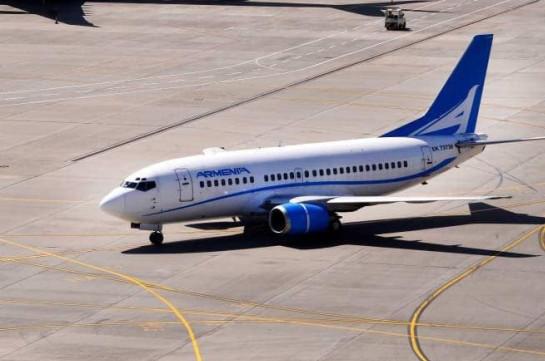 Երևան-Մոսկվա չվերթի օդանավը հարկադրաբար վայրէջք է կատարել Դոնի Ռոստով օդանավակայանում