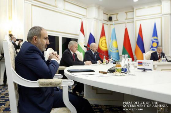 Страны ОДКБ должны оставить без ответа новые запросы Азербайджана о приобретении оружия – Пашинян