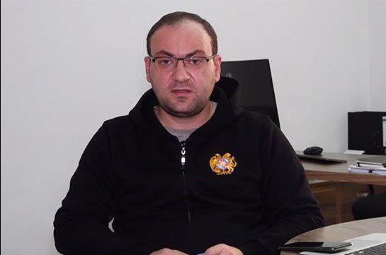 Арсен Бабаян принял «челлендж» Никола Пашиняна и в свою очередь бросил вызов начальнику Специальной следственной службы