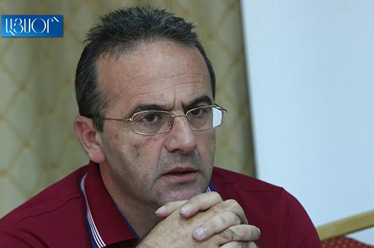 Мэр Еревана должен подать в отставку – Артур Сакунц
