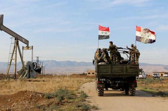 """Сирийская армия отразила атаку """"ан-Нусры"""" в провинции Идлиб"""