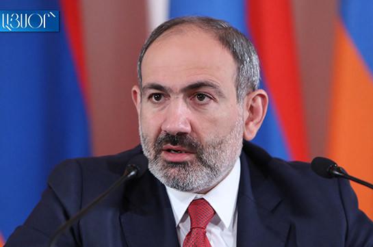 Правительство Армении всячески поддержит власти Арцаха на выборах – Никол Пашинян