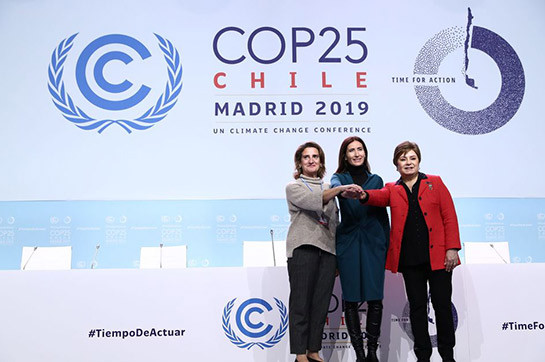 atmosphere change: COP25 talks en route for ajar because 'point of negative return' appear in catch sight of