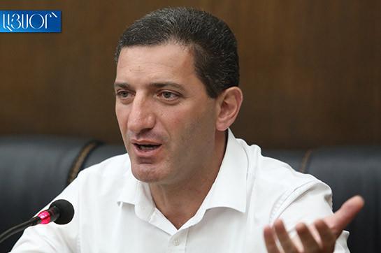 Геворк Петросян: Член вашей команды заявляет, что в Армении нет Конституционного суда, но если нет КС, о чем мы говорим?
