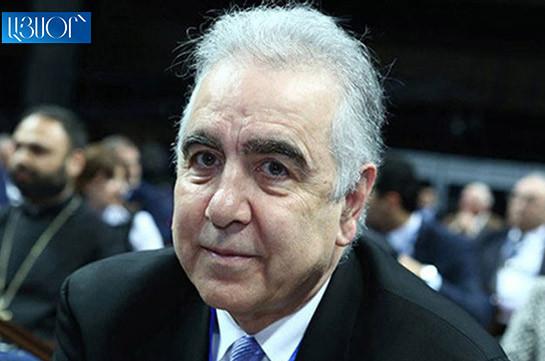 «Голос Армении»: Арут Сасунян: «Александр Арзуманян угрожал мне виселицей»