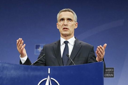 Столтенберг заявил, что НАТО выступает за переговоры с Россией о контроле над вооружениями