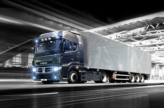 «ԿամԱԶ»-ը սկսել է անվարորդ բեռնատարի փորձարկումը