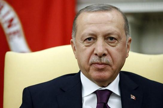 Эрдоган назвал Россию одним из основных партнеров Турции