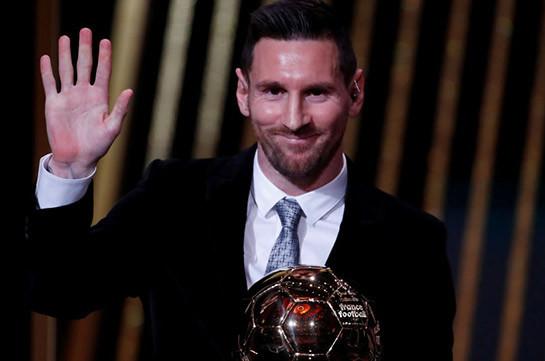 Президент Аргентины поздравил Месси с «Золотым мячом»