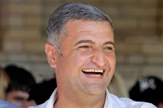 Футбольный клуб «Пюник» выдвинул на выборах президента ФФА кандидатуру Арсена Агаджаняна