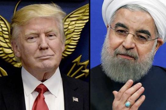 Ռոհանին նշել է ԱՄՆ-ի հետ բանակցություններ սկսելու պայմանը