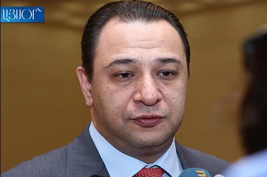 Ара Варданян освобожден под залог в размере 10 млн. драмов