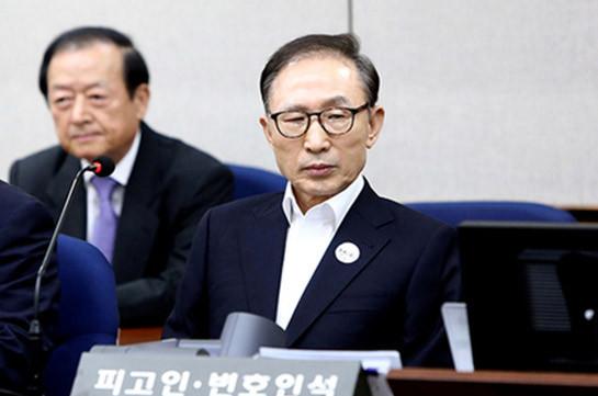 Հարավային Կորեայի առաջնորդի աշխատակազմում կոռուպցիայի գործով խուզարկություններ են կատարվում