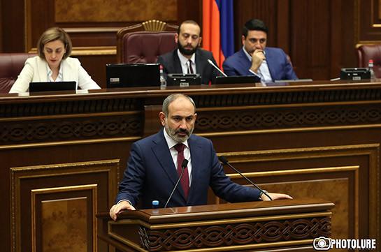 ԼՂՀ-ում նոր ռազմական էսկալացիան շատ հետաքրքիր միջավայր կստեղծի իսլամական ահաբեկիչների համար. Նիկոլ Փաշինյան