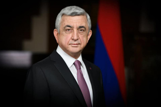 Ex-minister of agriculture Sergo Karapetyan testifies against Armenia's third president to avoid arrest