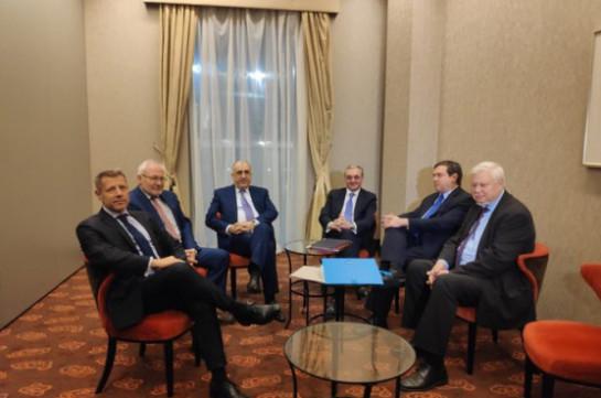 Բրատիսլավայում մեկնարկել է Զոհրաբ Մնացականյանի և Էլմար Մամեդյարովի հանդիպումը (Լուսանկարներ)