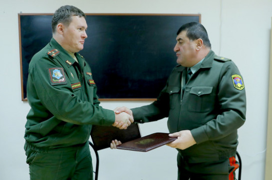 Հայաստանն ու Ռուսաստանը ստորագրել են համատեղ արձանագրություն