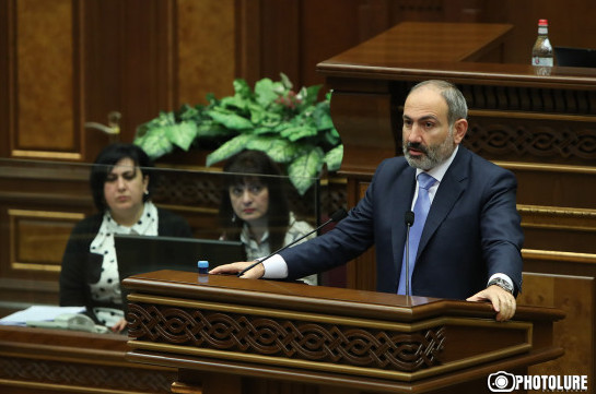 Give us spirit and we will jump: Pashinyan to opposition