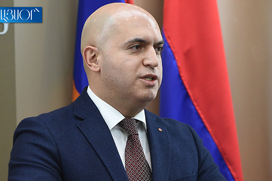 against the law assignment adjacent to Serzh Sargsyan accelerates the anti-Nikol consolidation processes: Armen Ashotyan