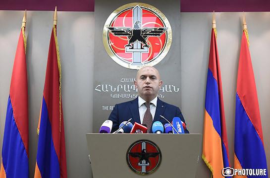 Армен Ашотян: Посмотрим, посмеет ли Специальная следственная служба не позволить Сержу Саргсяну временно отсутствовать из страны и вернуться