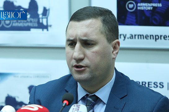 charge proposed before official Hayk Sargsyan improper designed for Defense Ministry: Gabriel Balayan