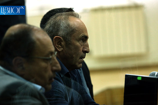 analytical bodies are below the affect of administrator power: Robert Kocharyan