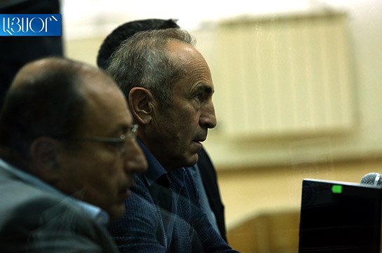 Investigative bodies are under the influence of executive power: Robert Kocharyan