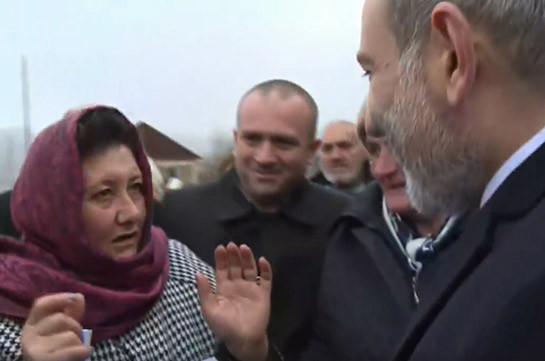 «Протест против драконов» – Николу Пашиняну передали письмо